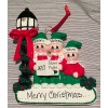 Caroler Ornament with 3